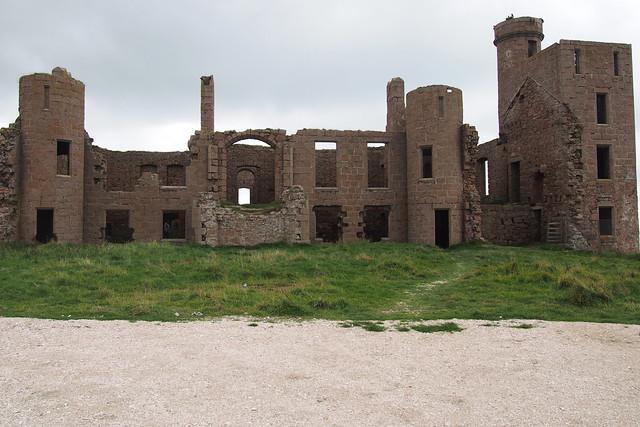 Slains New Castle