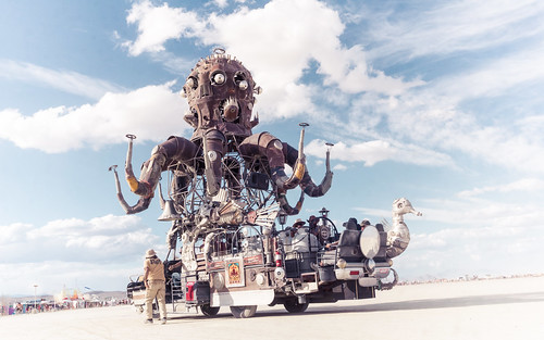 el-pulpo-mechanico-burning-man-2015 | by Curtis Simmons