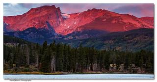 Sunrise at Sprague Lake, Co | by dkinner