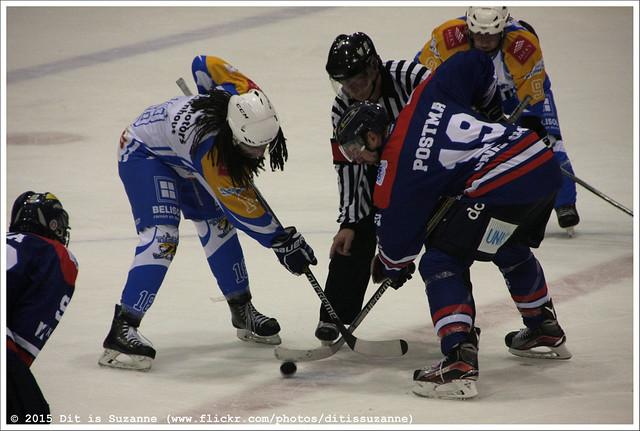 UNIS Flyers vs Turnhout Tigers