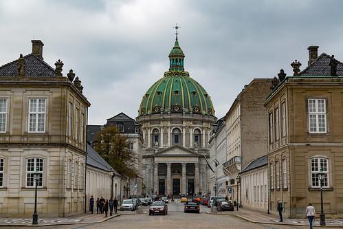 Frederik's Church - Herrens-Ord-Bliver-Evindelig - Copenhagen   by Tony Webster