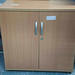 €105 beech 2 drawer unit