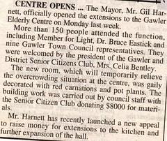 GHT_Bunyip_15December2004_25 Years Ago_Elderly Centre Opens_BB