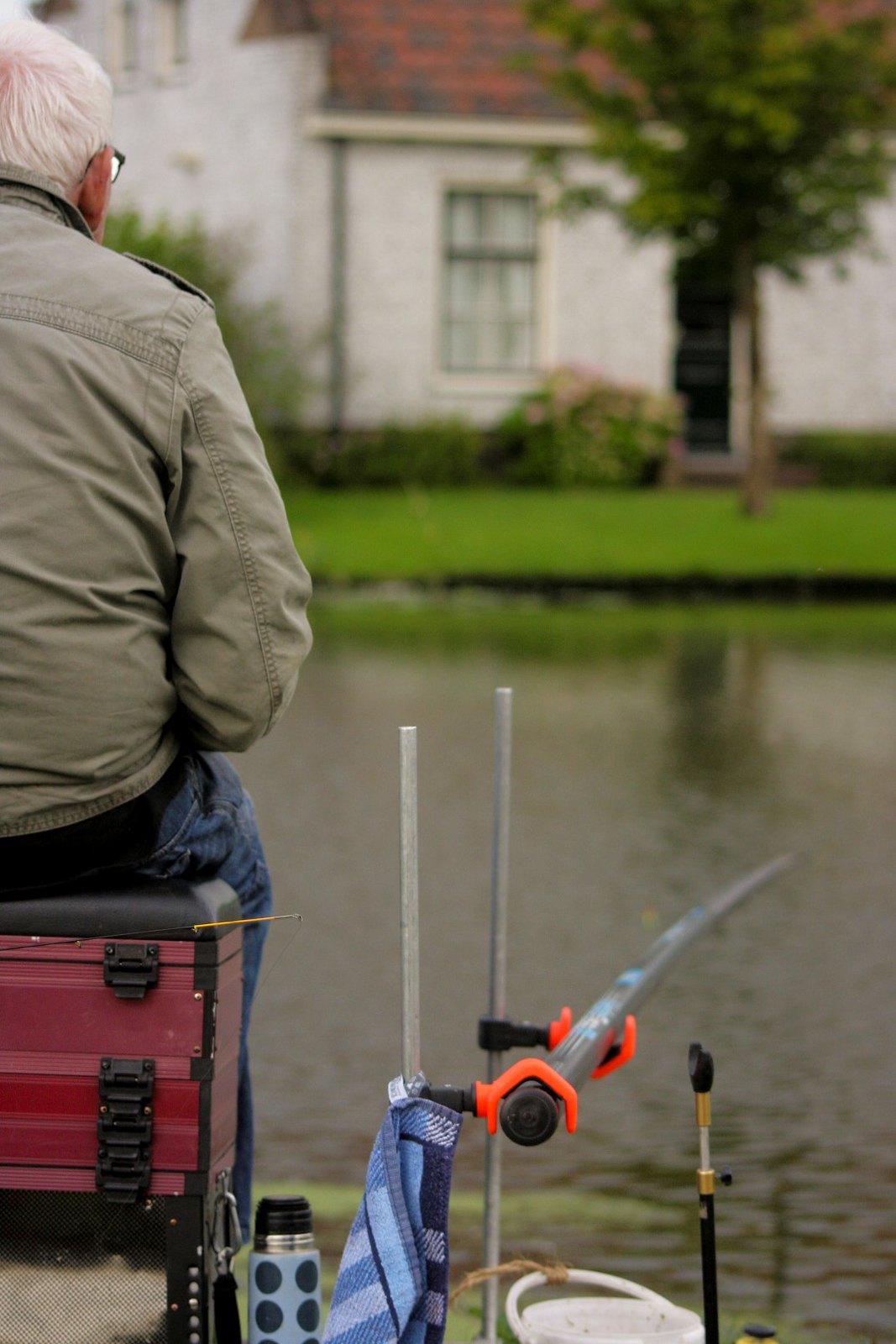 Als ze me missen, ben ik vissen (5)