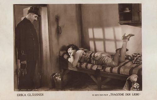 Erika Glässner in Tragödie der Liebe (1923)