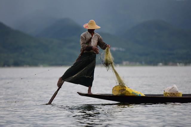 Inle lake, Myanmar D810 1343