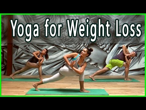 yoga for weight loss yoga workout with gloria baraquio at