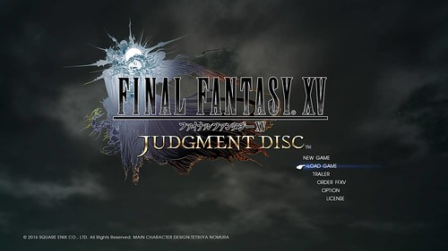 FINAL FANTASY XV JUDGMENT DISC | by odysseygate