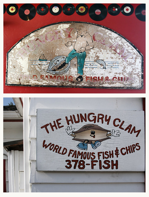 The Hungry Clam
