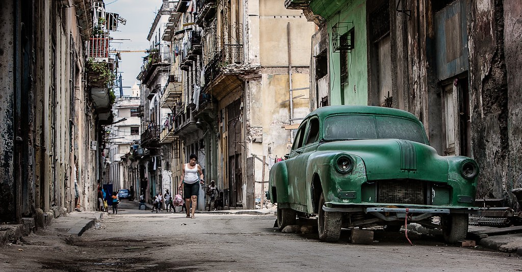 Image result for cuban streets
