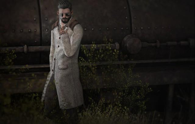 Nouveau manteau, dernière clope
