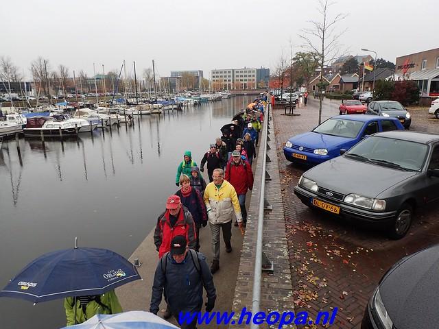 2016-11-09  Gooimeer tocht   25 KM   (36)