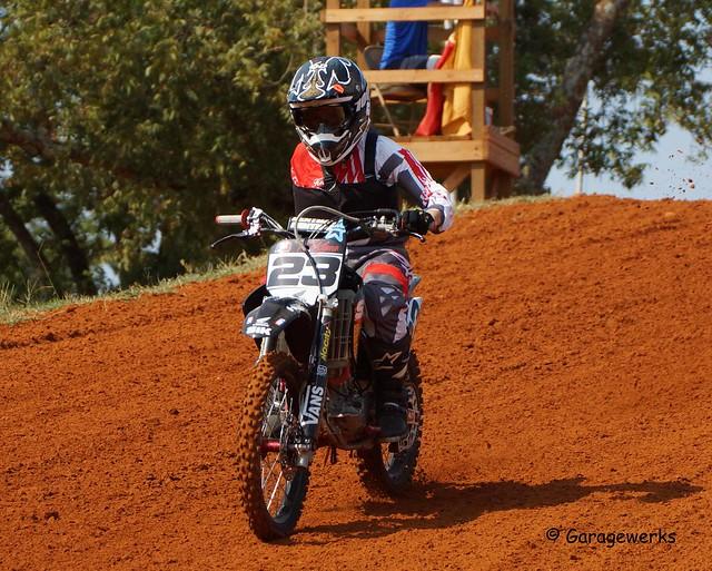 Swan MX Race, Aug 2015