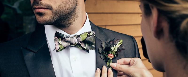 Fox&Brie-Bow Tie