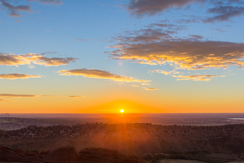 morning sunrise landscape golden us colorado unitedstates hdr