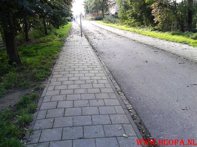 2015-10-09 Test wandeling 26 Km Oostvaarders  (43)