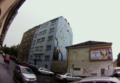 Praha mural