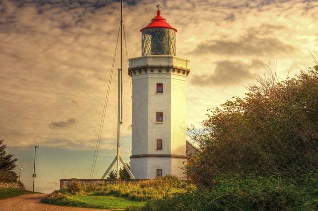 Lighthouse-Hanstholm-Denmark