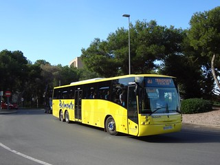 BELMONTE 211 - 6333-FXG - Irisbus Eurorider C38SRI Sunsundegui Astral | by Alejandro CT