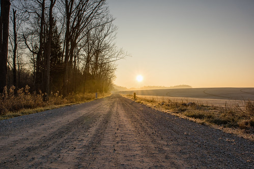 Country Road at Dawn | by Vincent1825