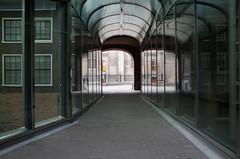 Binnenhof passageway