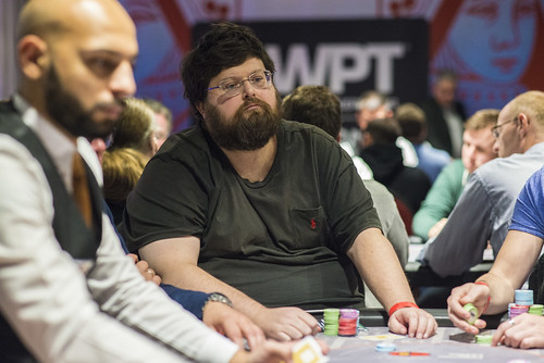 Mario Adinolfi | by World Poker Tour