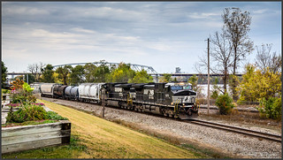 Norfolk Southern - GE Power, 11/07/2016
