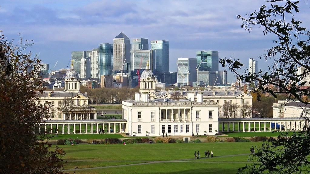 Old London, New London
