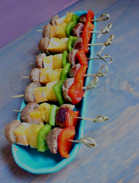Tropical Kebab -edit