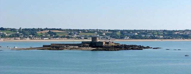 St Aubin's Fort, Jersey