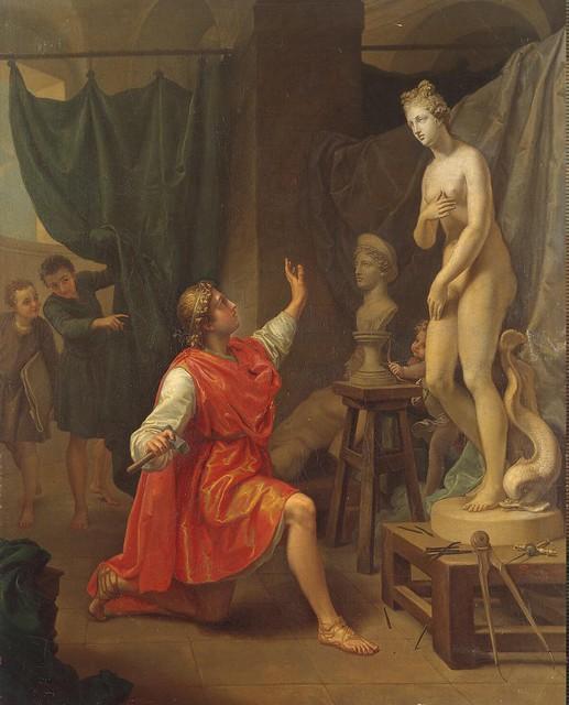 +1784: Pigmalión y Galatea
