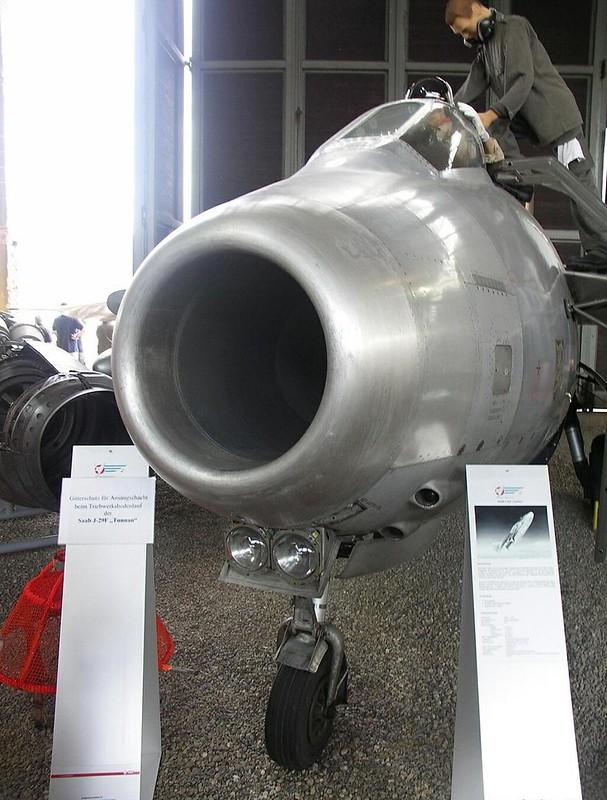 Saab J-29F Tunnan 1