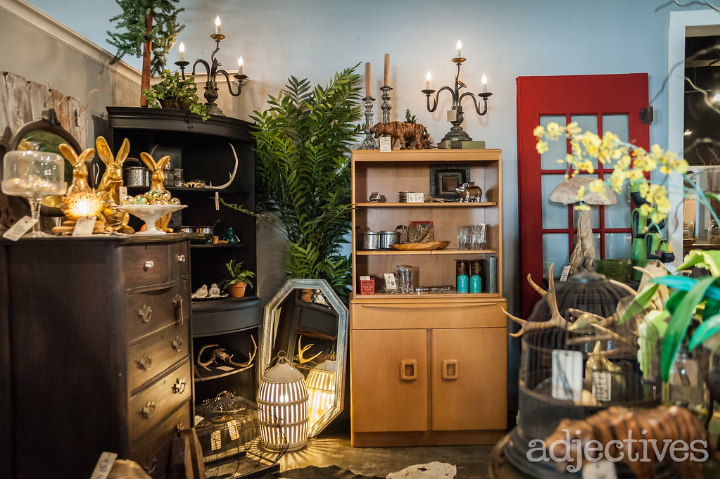 Adjectives Featured Finds in Altamonte by Rusted Eclectic