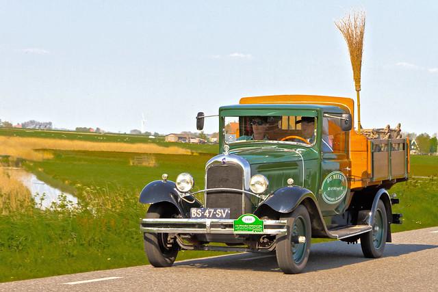 Citroën C6E Camion 1930 (0098)