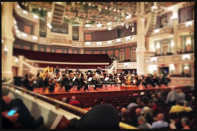 2017-1-22 Mahler's Das Lied von der Erde