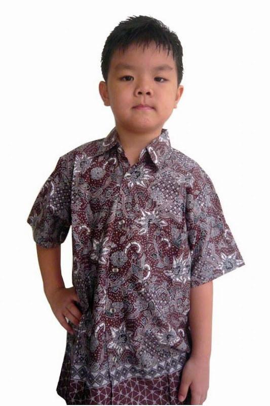 Foto Baju Batik Anak Modern Model Baju Batik Anak Laki Laki Modern 2014 Thumb 2 Flickr