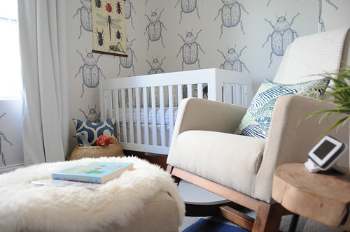 Beetle Boy Nursery Reveal | by emily @ go haus go