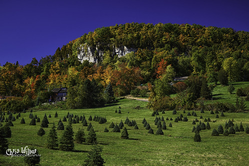 autumn ontario canada sky color blue colour fall season niagara cliff point area environment seasons conservation rattlesnake milton escarpment