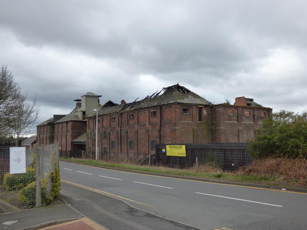 Langley Green Station - Langley Maltings - Western Road, Oldbury