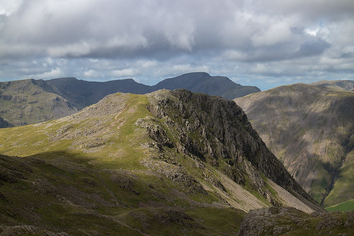Lingmell Crag | by johnkaysleftleg