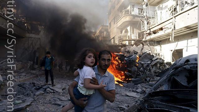 ASSad Crimes = Refugees