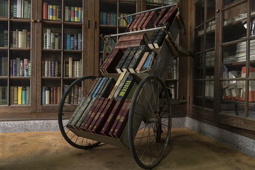There is no friend as loyal as a book. Ernest Hemingway.   by Element1983