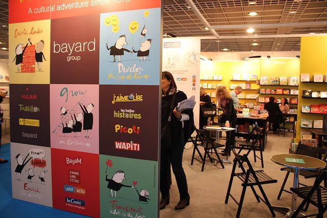 Groupe Bayard - Frankfurt Buchmesse 2015