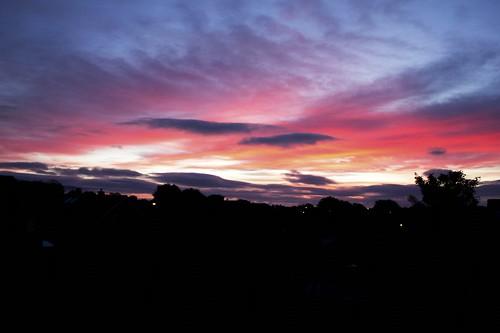 ireland dublin clouds sunrise canon eos dawn colours colourful sunup daybreak 550d kendowdall