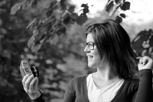 Lisa premam vintage selfie 1