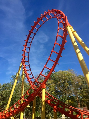 Boomerang at Worlds of Fun | by Robert-Herschede