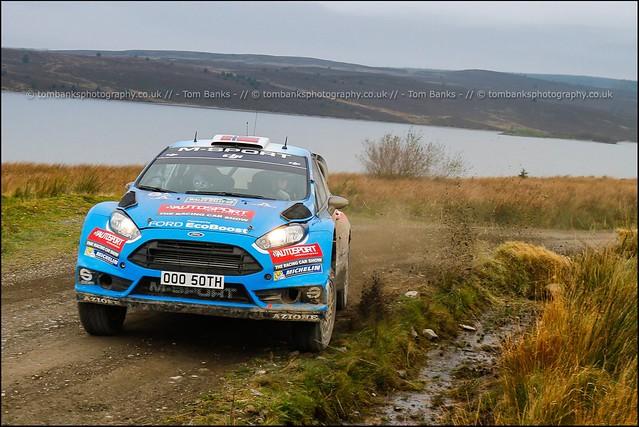 Mads Ostberg | MSport Ford Fiesta WRC