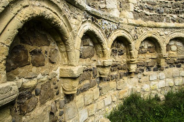 Leper Chapel, St James Church, Dunwich