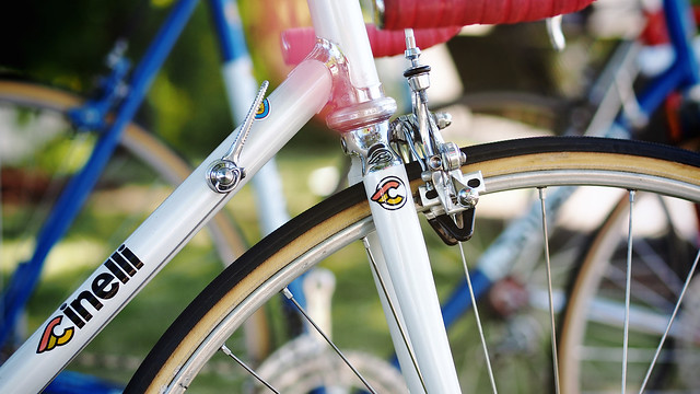 Cinelli in the park