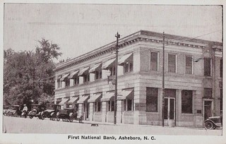 National Bank, Asheboro 001 | by State Archives of North Carolina